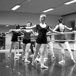 Classes de danse classique avance Luxembourg