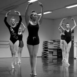 Classes de danse classique moyen Luxembourg