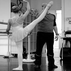 Classes de danse classique elementaire Luxembourg