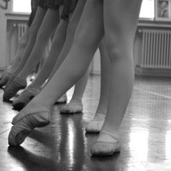 Classes de danse classique degré 3 Luxembourg