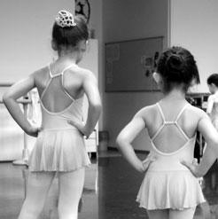Classes de danse classique débutant Luxembourg